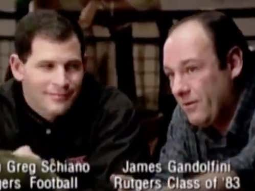 Rutgers Football, Baby. Rutgers Football!!!!! Sing Us A Song You're The Schiano Man!