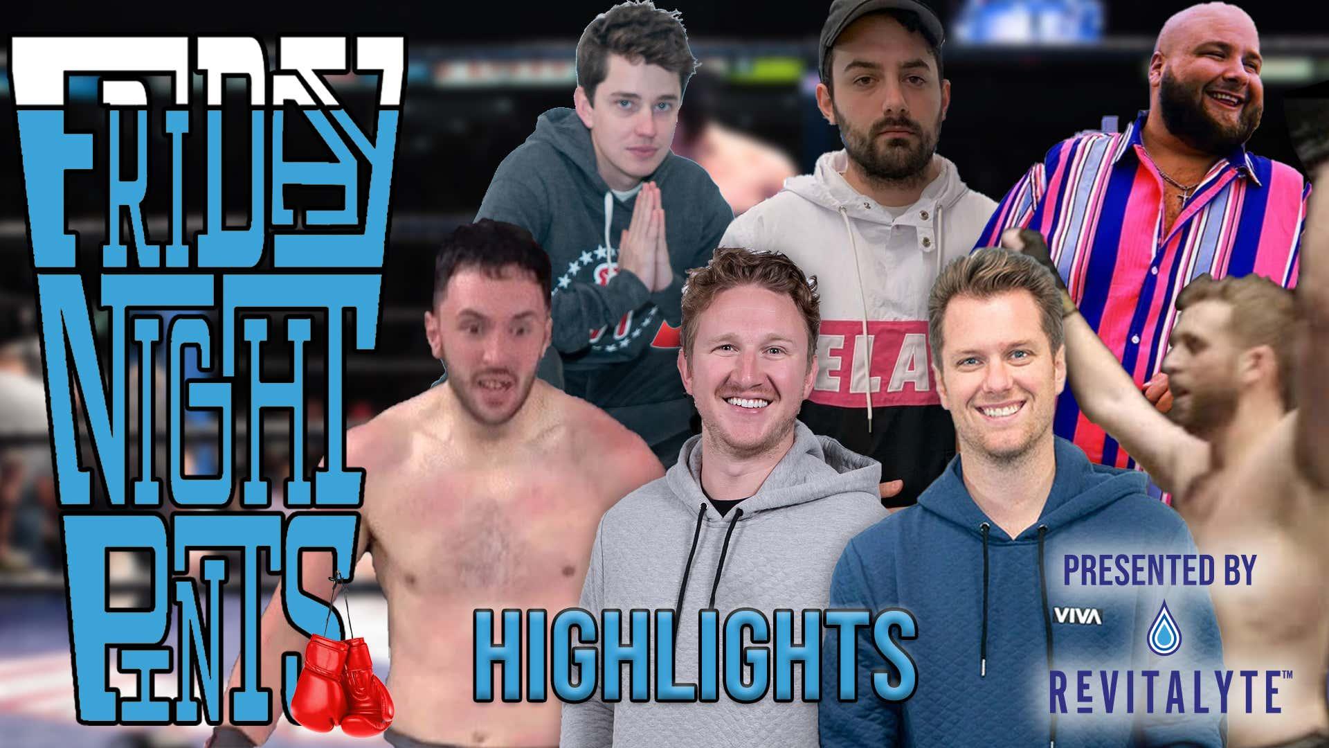 Friday Night Pints: RnR Edition - Highlights