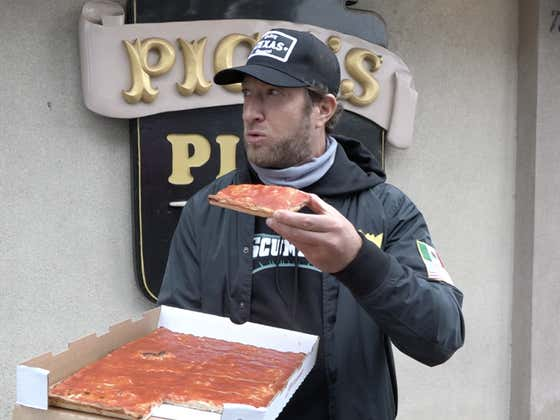 Barstool Pizza Review - Pica's Restaurant (Upper Darby, PA)
