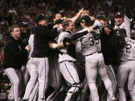 Happy Anniversary To The Greatest Team In World Series History