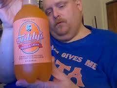 Tank's Taste Test Teddy's Orange Cream Soda
