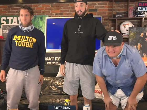 """Weekend Highlights from the Barstool Sportsbook House - """"Fuck Positive Vibes"""""""