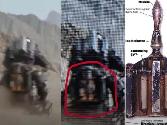 Do We See Boba Fett's Armor In The Trailer For 'The Mandalorian' Season 2?!
