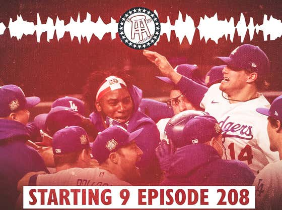 Starting 9 Podcast Ep. 208: Dodgers Win the World Series