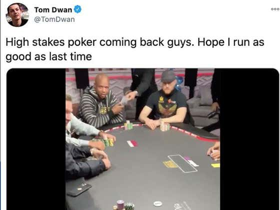 A Staple Of Our Younger Days, Phil Ivey and Tom Dwan Have Returned For New Episodes Of High Stakes Poker
