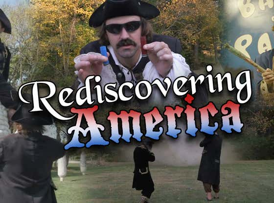 REDISCOVERING AMERICA: A Journey into the Heart of the Nation