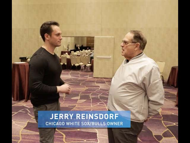 "Jerry Reinsdorf: ""There's No Reason To Go Back To Managing And Dealing With 22 Year Olds When You're 75 Years Old"""