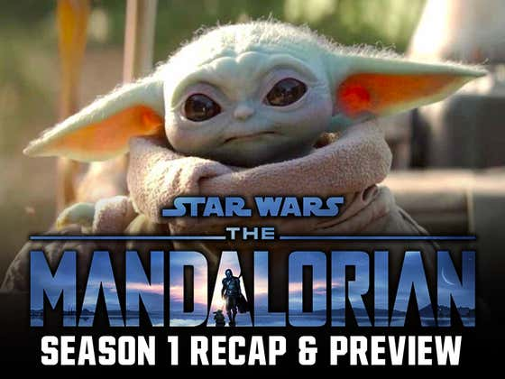 Everything You Need To Know About The Mandalorian Before Season 2, In Under 7 Minutes