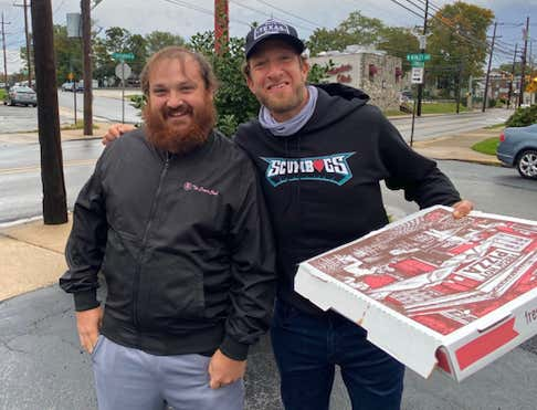 Barstool Pizza Review - Gaetano's Pizzeria (Clifton Heights, PA) presented by Mugsy Jeans