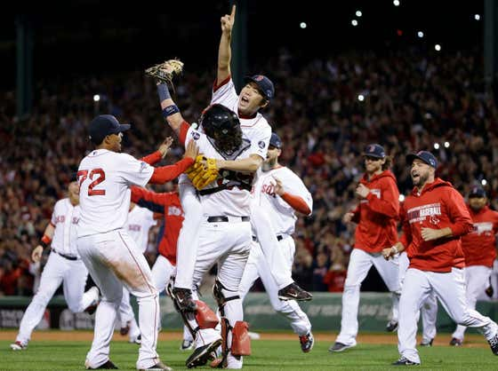 Remembering What The 2013 Red Sox Meant To The City Of Boston