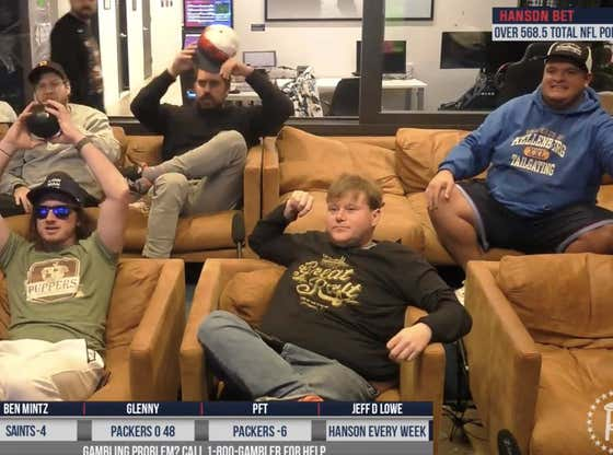 Full Replay: NFL Week 8 Witching Hour at Barstool HQ