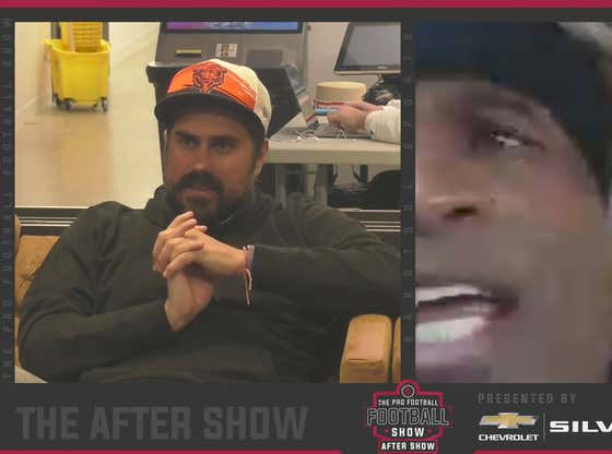 The Pro Football Football Show After Show - NFL Week 8