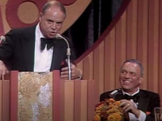 Wake Up With Don Rickles Killing At The Roast Of Frank Sinatra