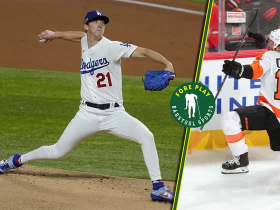 Not a hockey or baseball podcast, with Kevin Hayes & Walker Buehler
