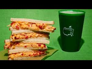 I Need Somebody That Had Tickets To This Years Masters To Hook Me Up With Some Pimento Cheese Sandwiches