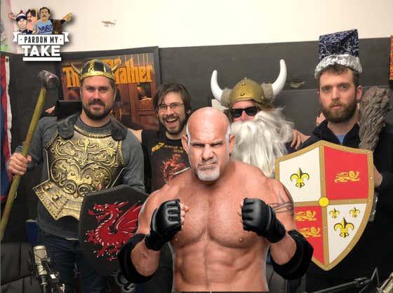 PMT 11-4: Dungeons and Dragons, Goldberg & NFL Trade Deadline