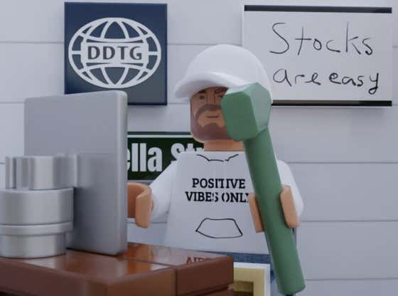 Meet The Young Stoolie Turning Barstool Folks Into LEGOs