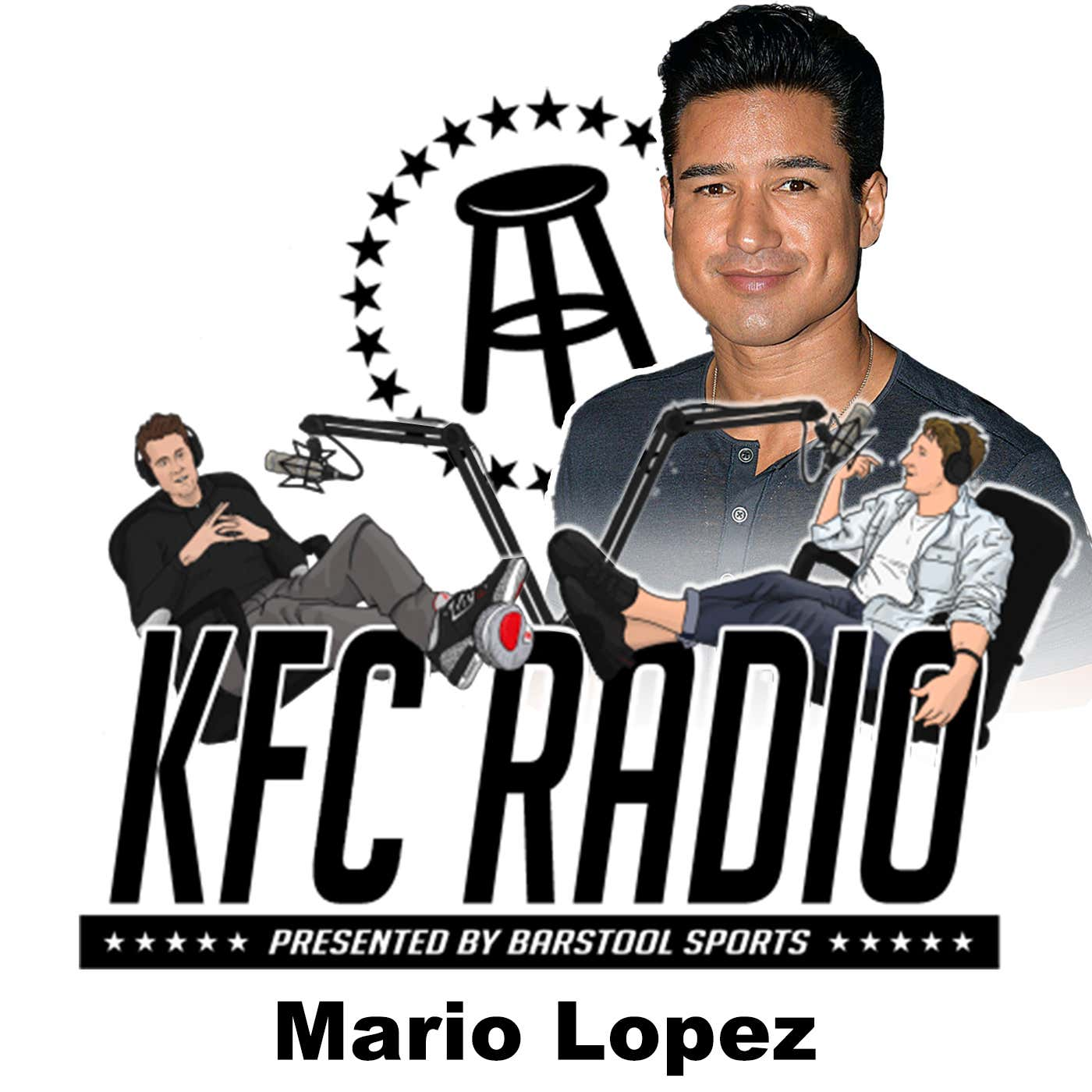 Mario Lopez, By The Way, The #1 Anti-Constitution Podcast