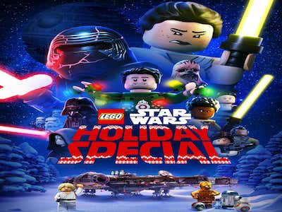 We Got A Trailer For The Upcoming Lego Star Wars Holiday Special And It Looks AWESOME