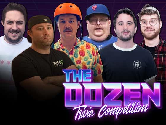 High-Scoring Trivia Battle As Frank & The Frankettes Take On Team Chicago (The Dozen: Episode 057)