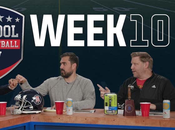 Barstool College Football Show presented by Philips Norelco - Week 10
