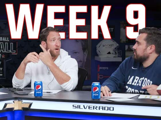 The Pro Football Football Show - Week 9 presented by Chevy Silverado