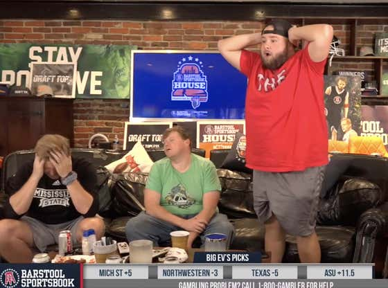 Full Replay: College Football Witching Hour at the Barstool Sportsbook House
