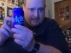 Tank's Taste Test Welch's Grape Soda