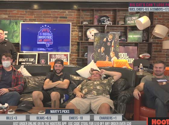 Full Replay: NFL Week 9 Witching Hour at the Barstool Sportsbook House