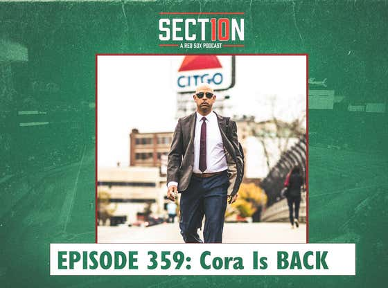 Section 10 Podcast Ep. 359: Cora is BACK