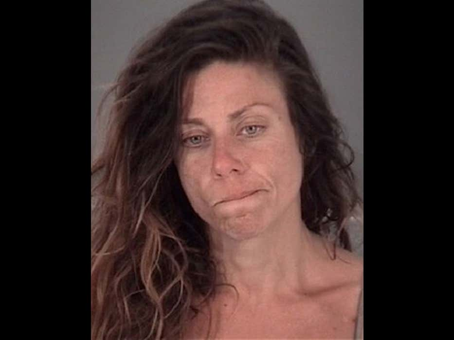 Does This Look Like The Face Of A Florida Woman Arrested For Masturbating In Front Of A Popeye's Chicken?