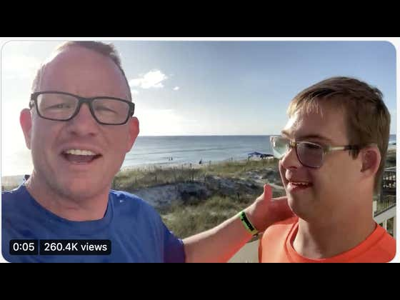 Ironman Chris Nikic Has A Message For Stoolies