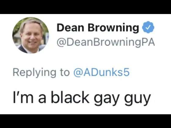 Always Switch To Your Burner Account Before Pretending To Be A Gay Black Man