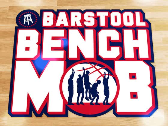 Barstool Bench Mob Episode 1: The Debut & Conference Previews