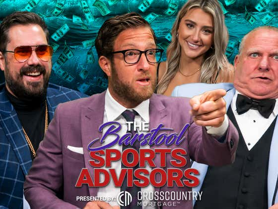 Barstool Sports Advisors NFL Week 10 Picks