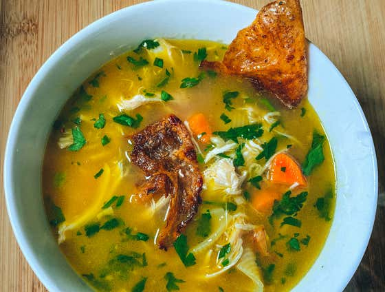 """We Must Advance Past Restaurants Only Having One """"Soup Of The Day"""""""