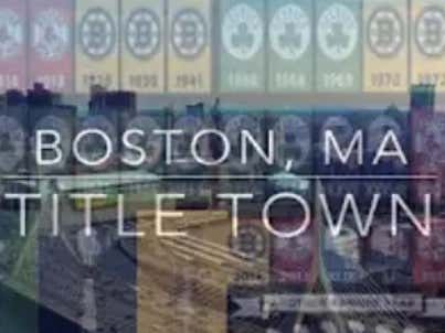 Wake Up With Every Boston Sports Championship From The Year 2000 On