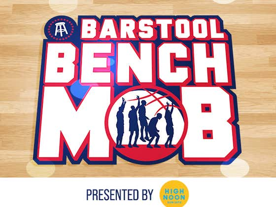 Barstool Bench Mob Episode 4: Wild Week One Recap + Bench Mobsters of the Week