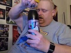 Tank's Taste Test Polar Diet Grape Soda
