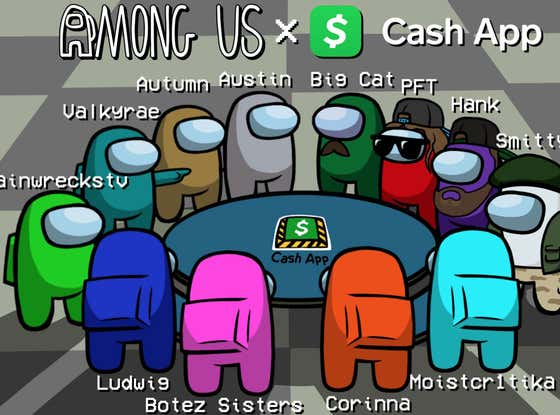 Big Cat, PFT, Honk, Trainwreck, Valkyrae, Ludwig, Corinna, And More Are Playing 'Among Us' - LIVE NOW