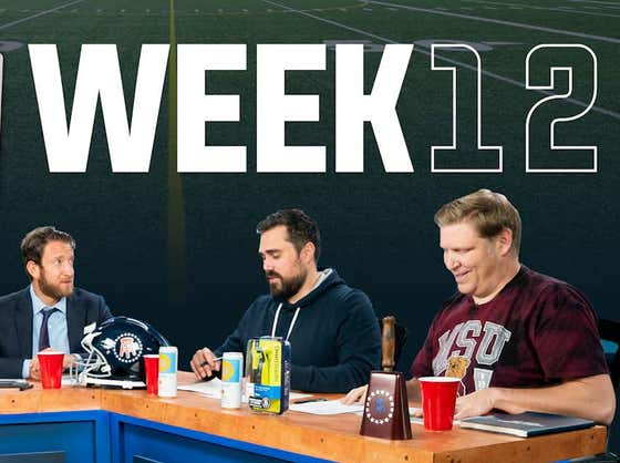 Barstool College Football Show presented by Philips Norelco - Week 12