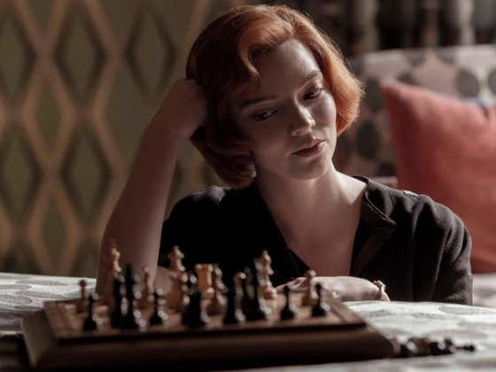 "Chess Is The Hottest Game In The Streets After the Debut Of ""The Queen's Gambit"""