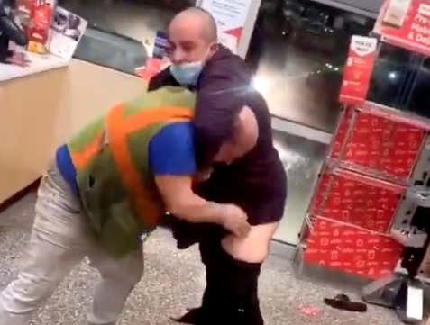Did I Beat The Shit Out Of Some Random Dude At A Wawa The Other Night With My Ass Hanging Out?
