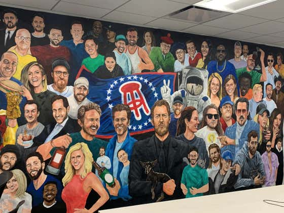 If You Could Do A Thanksgiving With Any Three Barstool Employees, Who Would It Be?
