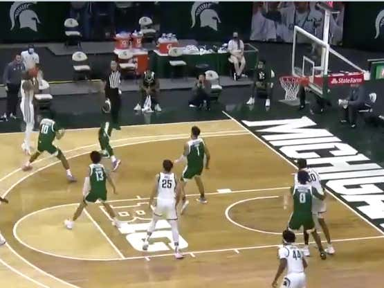 Watch Michigan State Star Joshua Langford Make His First Basket In 2 Years After Nearly Retiring Because Of Injuries