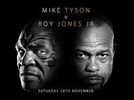 Saturday's Mike Tyson vs. Roy Jones Jr. Fight Has Already Broken Pay-Per-View Records