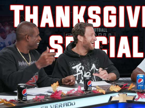 The Pro Football Football Show: Thanksgiving Special