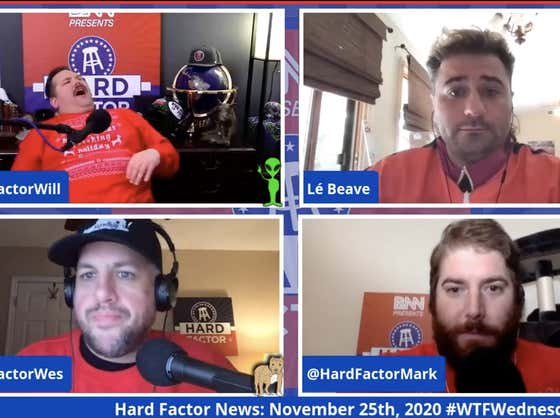 Hard Factor 11/25: Hard Factor Gives Thanks With A Gratitude Draft & We Talk Sandwiches With Ike's Sandwiches Founder Ike Shehadeh