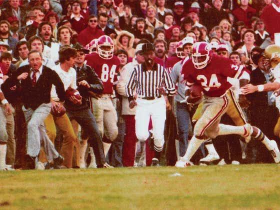 On This Date in Sports November 29, 1980: Walker: Freshman Legend