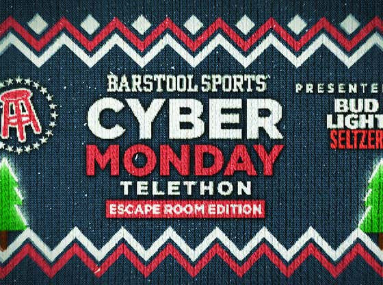 Replay - 2020 Cyber Monday Telethon: Escape Room Edition